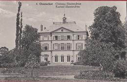 Gent Oostacker Oostakker Chateau Slootendries Kasteel (In Zeer Goede Staat) - Gent