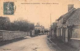 SAINT PIERRE DES CERCUEILS - Route D'Elbeuf Au Neubourg - Autres Communes