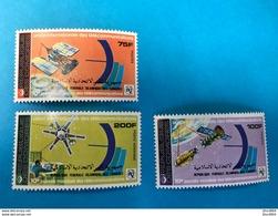 COMORES 1978 3 V Surchargés Neuf ** COMOROS Komoren - Comores (1975-...)