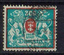 Danzig 1923 // Mi. 130 Oo - Dantzig