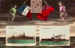 Malta, Marine De Guerre, Republique, Weymouth        (bon Etat) - Malta