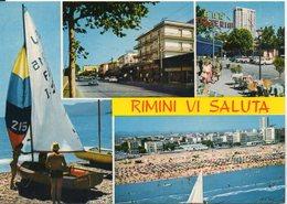 RIMINI VI SALUTA - Vedute - Rimini