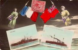 Malta, Marine De Guerre, Jean Bart, Duke Of Edinburgh        (bon Etat) - Malta