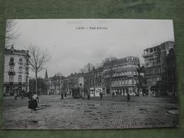 LIEGE - PONT D'AVROY ( Tram ) - Liege