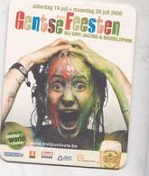 Gentse Feesten 2008 - Sous-bocks