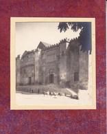 ESPAGNE Mosquée CORDOUE Années '20. Photo Amateur Format Environ 7,5 X 5,5 Cm - Lugares