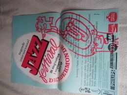 Affiche Van Jazz Festival In 1979 Met Onder Meer Charlie Watts - Afiches