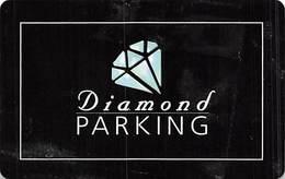 Harrah's Casino St. Louis, MO 2006 Diamond Parking Card  ...[RSC]... - Casino Cards