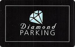 Harrah's Casino St. Louis, MO 2007 Diamond Parking Card  ...[RSC]... - Casino Cards