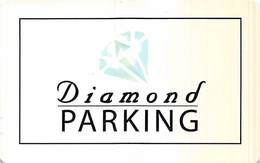 Harrah's Casino St. Louis, MO 2008 Diamond Parking Card  ...[RSC]... - Casinokarten