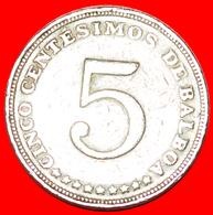 + GREAT BRITAIN (1961-1993): PANAMA ★ 5  CENTESIMOS 1966! LOW START ★ NO RESERVE! - Panama