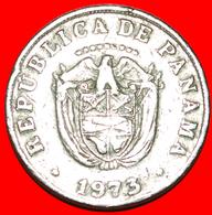 + GREAT BRITAIN (1961-1993): PANAMA ★ 5  CENTESIMOS 1973! LOW START ★ NO RESERVE! - Panama