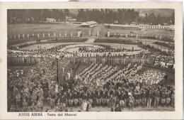 Addis Abeba - Festa Del Mascal - HP1723 - Etiopia