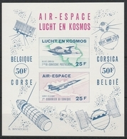 Privé  Oscar Bonnevalle Lucht& Komos/Air -Espace - Belgique