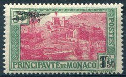 MONACO - PA N°1 * - TB - Poste Aérienne