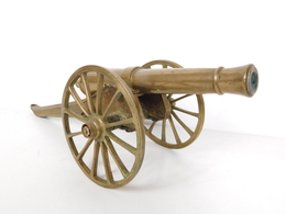Artillerie  Fin 19 Siècle - Armi Da Collezione