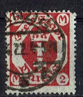 Danzig 1922 // Mi. 96 Oo - Dantzig
