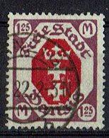 Danzig 1922 // Mi. 95 Oo - Dantzig