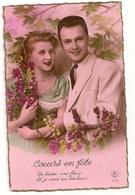 50- Coeurs En Fête - Couples