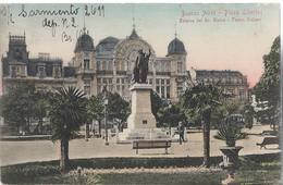 Buenos Aires - Plaza Libertad - HP1735 - Argentina