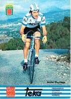 ELORRIAGA Javier ESP (Abadiano (Pais Vasco), 3-12-'47) 1978 Teka - Cyclisme