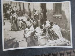 IT  - ERYTHREE - ERITREA - ASMARA  - SOSTA - Eritrea