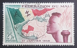 1959 Founding Of The Federation Of Mali, *,**, Or Used - Mali (1959-...)