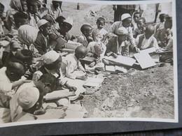 IT  - ERYTHREE - ERITREA - ASMARA  - SCUELA INDIGENA - Eritrea