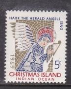 Christmas Island SG 32 1969 Christmas MNH - Christmas Island