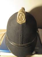 Casco Da Vigile Urbano / Anni 40 - Headpieces, Headdresses
