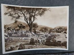 IT  - ERYTHREE - ERITREA - ACCAMPAMENTO NOMADE DI PENI AMER - Camp Nomade - Eritrea