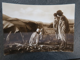 IT  - ERYTHREE - ERITREA - ACCAMPAMENTO NOMADE  - Camp Nomade - Eritrea