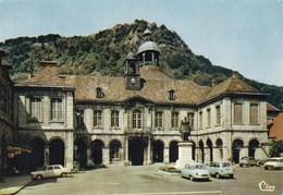 SALINS-LES-BAINS/L'HOTEL DE VILLE (dil102) - France