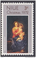 Niue SG 174 1972 Christmas - Niue