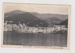 BOGLIASCO (GE)  - F.p. -  Anni '1920 - Genova (Genoa)
