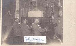 Foto Russisch Polen Belarus Grodno Ortsvermittlungsamt Fernsprech Abteilung 1916 Deutsche Soldaten 1.Weltkrieg - Belarus