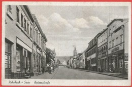 Rohrbach - Saar, St. Ingbert, Kaiserstraße - Saarpfalz-Kreis