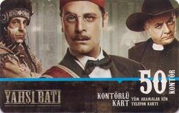 TURQUIA, CINE. Yahsi Bati-1. TR-TT-C-0250A. (769) - Cine