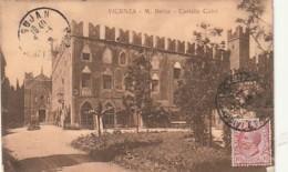 ***  VENETO ***    VICENZA  M Bertico Castillo Calvi TTBE - Vicenza