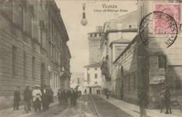 ***  VENETO ***    VICENZA  Corso Albergo Roma TB - Vicenza