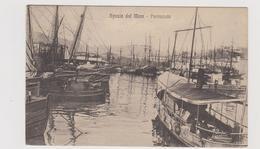 LA SPEZIA , Porticciolo   - F.p. -  Anni '1910 - La Spezia