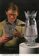 Waterford Crystal Engraving La Gravure (2 Scans) - Craft