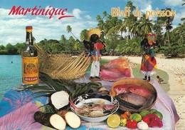 Recette De La Martinique Blaff De Poisson (2 Scans) - Recettes (cuisine)
