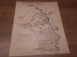 Old Maps - Croatia, Baranja 1925 - Geographical Maps