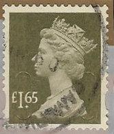 GB 2011 Machin £1.65 M11L Good/fine Used [30/27045/ND] - 1952-.... (Elisabeth II.)