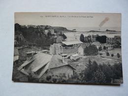 CPA 22 COTES D'ARMOR - SAINT CAST : Vue Générale Des Mielles Et La Pointe De L'Isle - Saint-Cast-le-Guildo