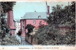 VALENCIENNES  Le Vieil Escaut Et La Caserne De PassagePort: 1e - Valenciennes