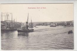 Frederiksstad - Parti Af Eiven - Um 1910 - Norvegia