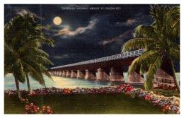 Florida   Pigeon Key,  Overseas Highway Bridge - Other
