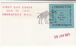 G.B. / 1971 Postal Strike - Non Classés